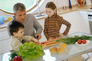 Lav mad med hele familien