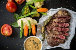 Sundt og varieret måltider